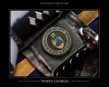 Military Schools - North Georgia 1 - Giclee Print