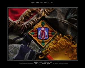 "75th Ranger Regiment - ""K"" Company - 4th Infantry"