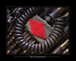 "5th Infantry Division (MECH)- ""RED DIAMONDS"""