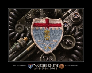 11th Infantry Regiment- The Wandering 11th-RTO Version
