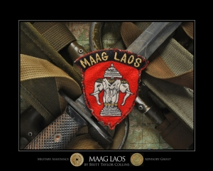 MAAG Laos- ARMY COMMAND UNIT