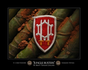 "Army Engineer Command-""JUNGLE BUSTERS"""