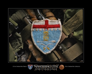 "11th Infantry Regiment-""The Wandering 11th"""