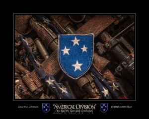 "23rd Infantry Division- ""AMERICAL""-SECOND VERSION"