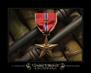 Bronze Star Valor-USMC-Vietnam