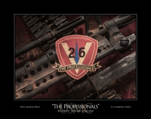 "26th Marine Regiment-""THE PROFESSIONLS"""