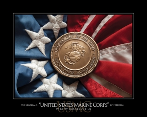 "U.S. Marine Corps-""The Guardian Series"""